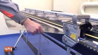 видео Как выбрать ручной листогиб