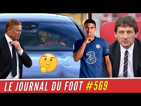 Ousmane DEMBÉLÉ joue déjà avec les nerfs de KOEMAN, Thiago SILVA règle ses comptes avec LEONARDO !