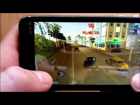 Adreno 220 - FPS Meter: GTA Vice City