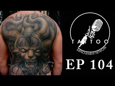 Paul Booth | Venetian Tattoo Gathering | EP 104