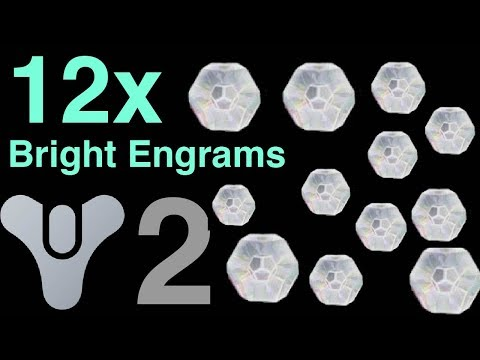 12x Bright Engram Decrypting & Silver Starter Pack - $20 @ Eververse - Destiny 2