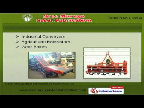 Agricultural Machines By Sree Muruga Steel Fabrication, Coimbatore