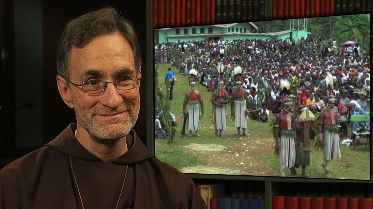 Mons. Donald F. Lippert, OFM Cap Obispo de Mendi, Papua Nueva Guinea