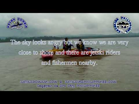 Molugan (Opol) Shoal Paddle Sea Kayaking - 27Feb2011