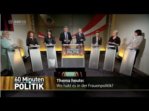 60 Minuten.Politik - Frauenpolitik - 10.3.2016