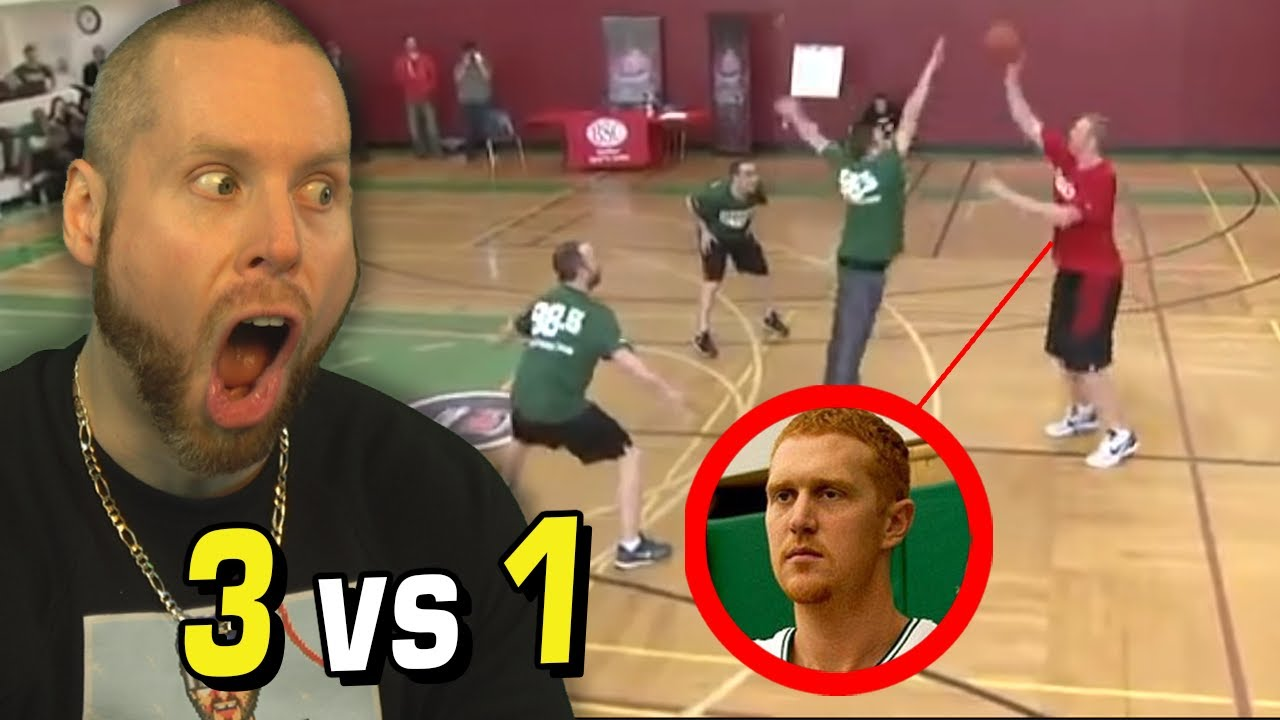 HE PLAYED THEM ALL AT ONCE! Regular Guys Challenging NBA Players