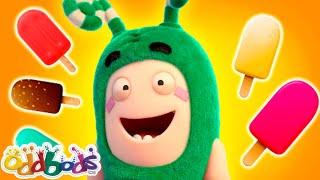 Trucchi Di Gelato  | Oddbods | Cartoni Animati Divertenti per Bambini