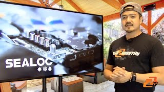 Outdoor TV | Sealoc Weather Resistant Lanai vs Weatherproof Coastal Review