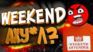 Викриття  Weekend Offender  #weekendoffender #casual #мелітополь
