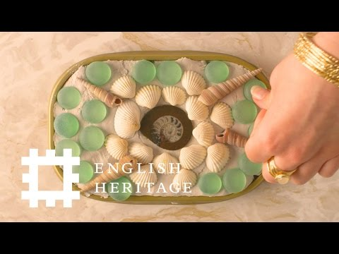 How to Make a Roman Mosaic
