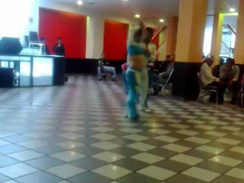 Preentacion en el salon caribe san youtube for Battlefield 1 salon de baile