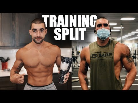 New FAVORITE Training Split For Building Muscle & How Many Rest Days Do You ACTUALLY Need