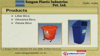 Bins, Tanks & Containers  by Sangam Plastic Industries Pvt. Ltd, Delhi