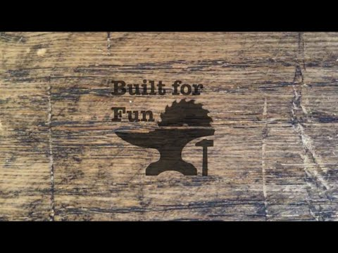 built for fun 03 donner un effet usag au bois youtube. Black Bedroom Furniture Sets. Home Design Ideas