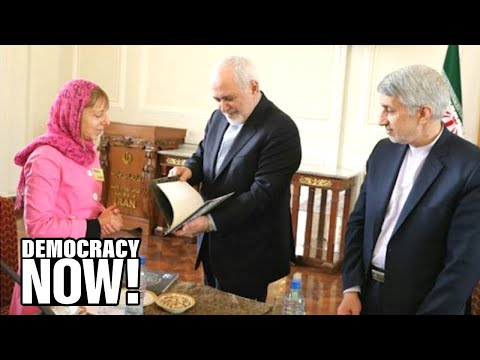 CodePink's Medea Benjamin on Peace Delegation to Iran & Fallout from U.S. Withdrawal of Nuke Deal thumbnail