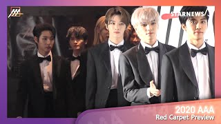 ★2020 Asia Artist Awards Red Carpet Preview 레드카펫 직캠 프리뷰 (2020AAA)★