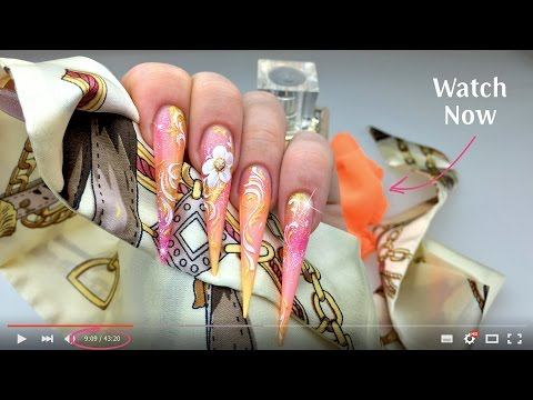 Magic Gel System - Blooming Magic Gel Nail Tutorial