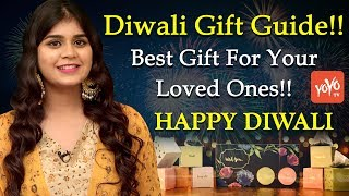 #Diwali Gift Guide | Best Gift for Your Loved Ones | Happy Diwali | #Diwali2017 | YOYO TV Channel