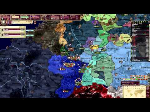 How to Win A War In Victoria 2!