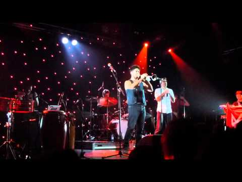 "Cat Empire - ""The Lost Song"" & ""How To Explain"" live @ The Palace, Melbourne, 2011."