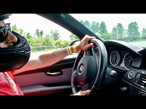 EPIC BMW E92 M3 Track Day!!! TrackFest At Canaan Motor Club