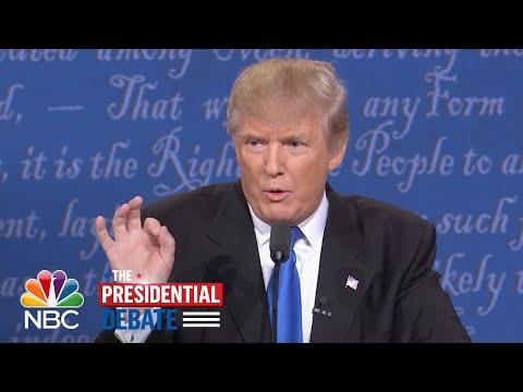 Donald Trump Argues He Never Supported Iraq War | NBC News