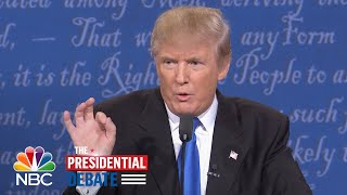 Donald Trump Argues He Never Supported Iraq War | NBC News