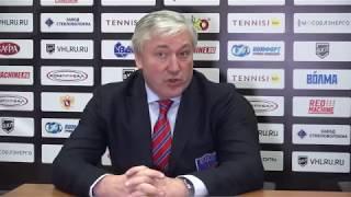 Вячеслав Козлов: «Соперник здорово играл и дал нам хороший урок»