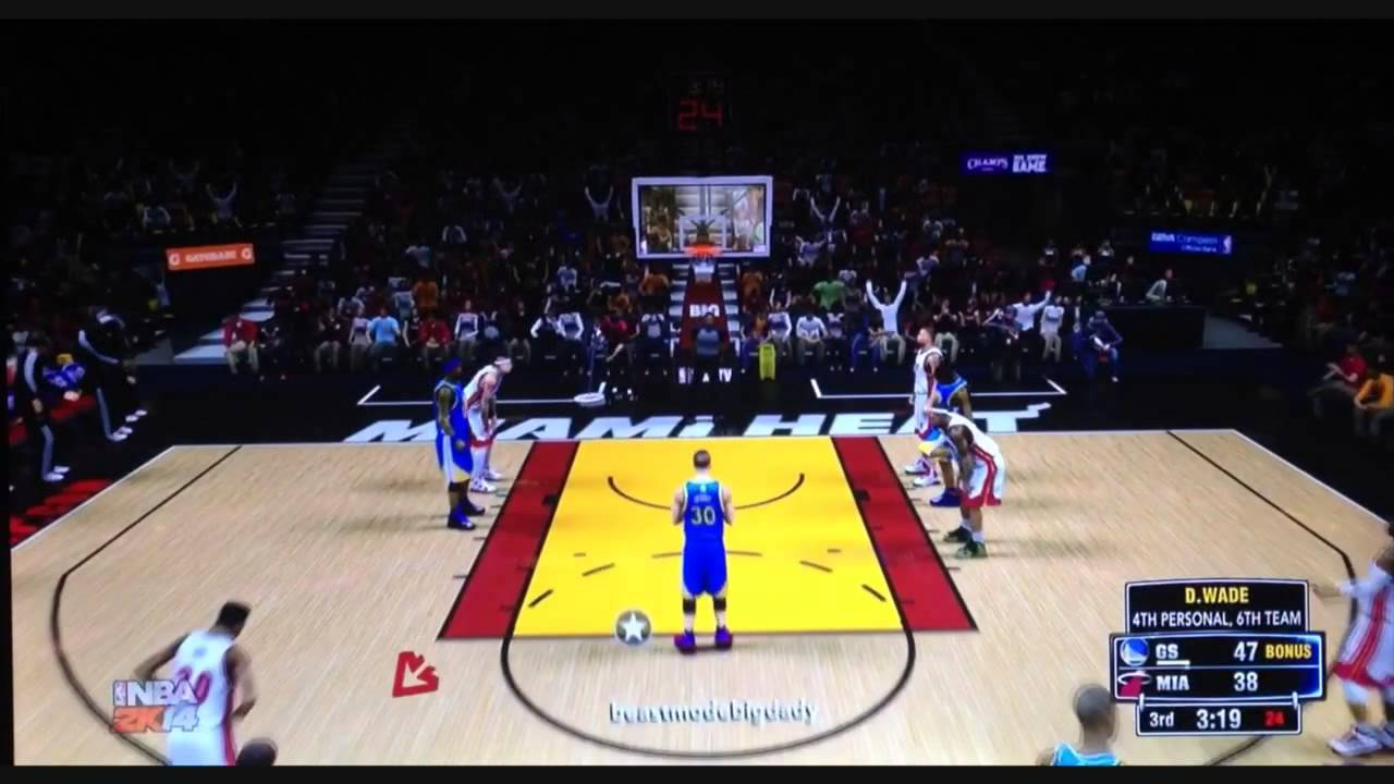 Nba 2k17 Online Game Play