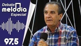 Debate Melodia - Pr. Silas Malafaia, Pr. Sóstenes Cavalcante e Pr. Tarcis Junior - Vídeo Oficial