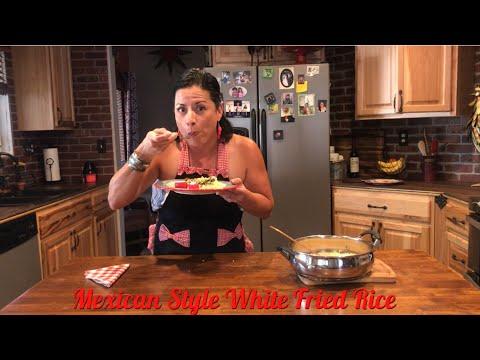 La Gigi's Kitchen: Mexican White Fried Rice