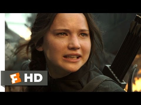 The Hunger Games: Mockingjay - Part 1 (5/10) Movie CLIP - If We Burn, You Burn (2014) HD