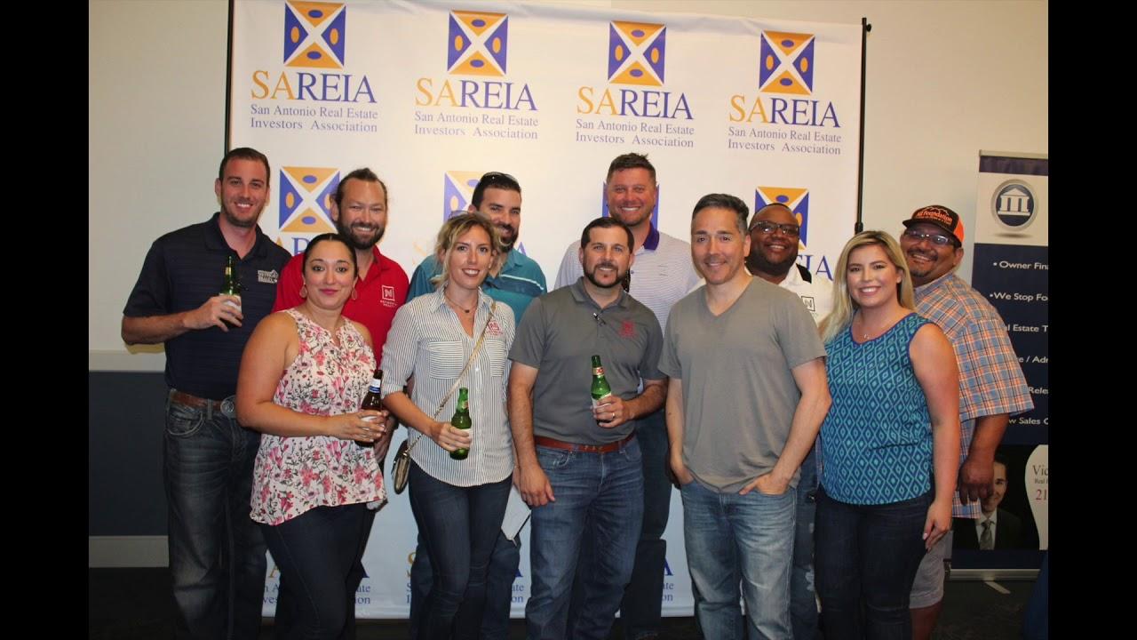 San Antonio Real Estate Investors Association - Home