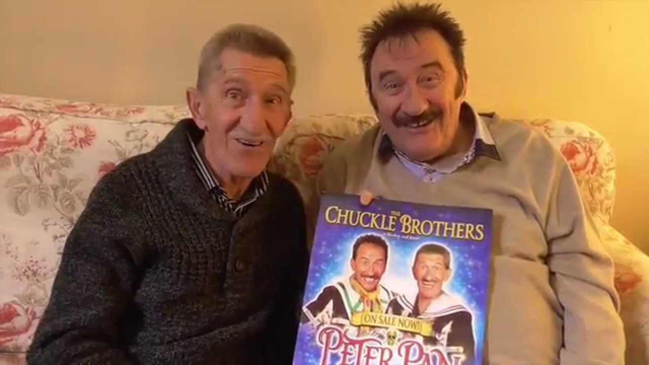 The Chuckle Brothers In Peter Pan Youtube