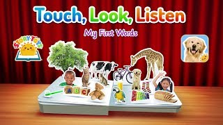 Touch, Look, Listen ~ My First Words for Google Play