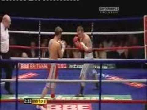 Ashley Sexton v Rob Nelson Flyweight Fight