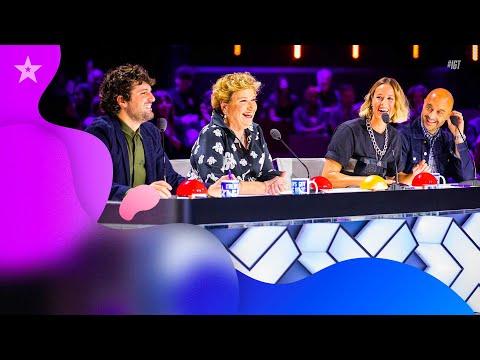 LOL! 🤪 I talenti più DIVERTENTI di Italia's Got Talent 2021