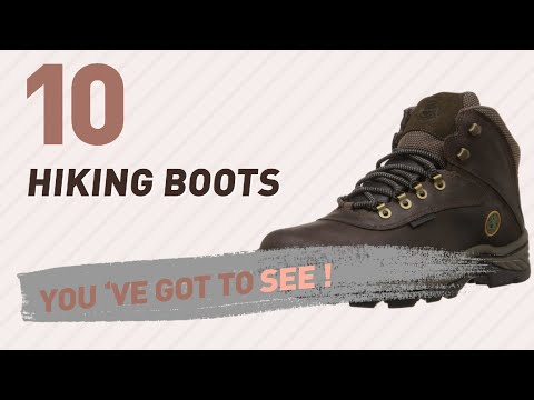 Waterproof Hiking Boots For Men Collection // New & Popular 2017