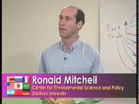 Free Trade and the Environment (Int'l Env'l Politics Course: Lecture 14)