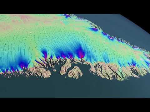 Keeping a Close Eye on Jakobshavn Glacier, Greenland | NASA