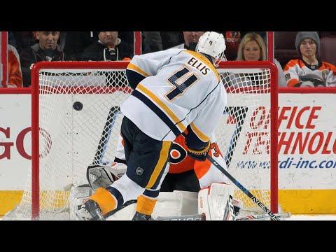 NHL Shootout Goals by Defenseman