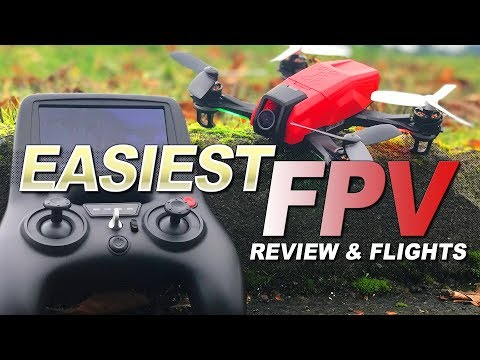 BEGINNER FPV Bundle - Extreme V2 Quadcopter - Review, Flights, PROS & CONS