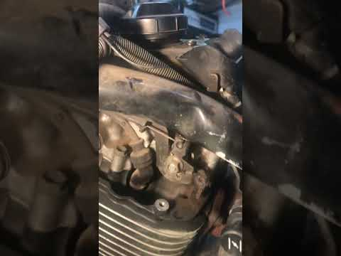 Suzuki Intruder 1500cc Decompression