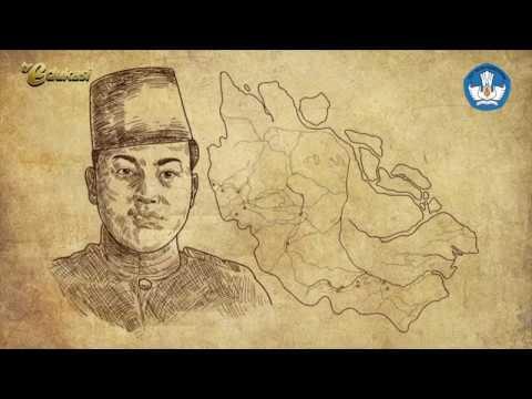 Karikatur Sejarah | Sultan Syarif Kasyim II
