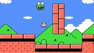 FC けろけろけろっぴの大冒険2 ドーナツ池はおおさわぎ! / Kero Kero Keroppi no Daibouken 2 - Donuts Ike ha Oosawagi! (Japan) Character Soft 1993 201350pts ...