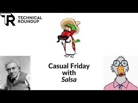 Casual Friday - Special Guest: SalsaTekila (Scalping Bitcoin, Edges, Bull Thesis)