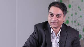 Interview with Dr  Rajagopal V  Sekhar, MD