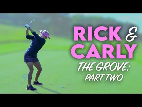 THE GROVE - With Carly Booth and Rick Shiels - Part 2