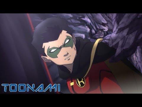 Extrait 4/4 (film) | Teen Titans Judas Contract | Toonami