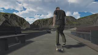Skater Xl Level 0 Maps
